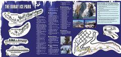 Rock Climbing Photo: 2014 Ice Park map.