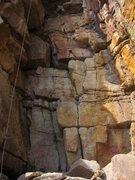 Rock Climbing Photo: Oh that crack