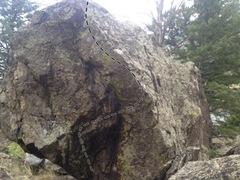 Rock Climbing Photo: Go Pack Go