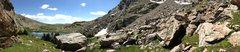 Rock Climbing Photo: Ohman Lake.