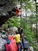 Rock Climbing Photo: Baker