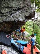 Rock Climbing Photo: Egghead