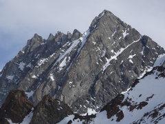 Rock Climbing Photo: Future Lines