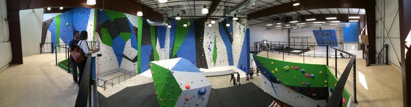 cool pic of the gym!