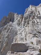 Rock Climbing Photo: route start