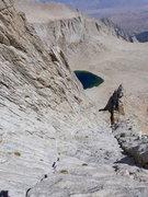 Rock Climbing Photo: the Washboard
