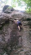 Rock Climbing Photo: Common Ground