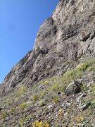 Rock Climbing Photo: Hardrock Miner.