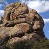Supercalibelgolistic (5.9), Holcomb Valley Pinnacles