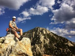 Rock Climbing Photo: Top of Tahquitz