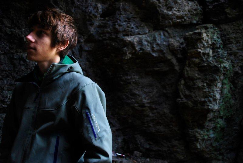 Rock Climbing Photo: profpic