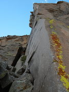 Rock Climbing Photo: This is a beautiful arete just waiting for someone...