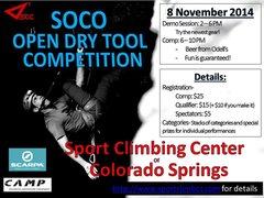 SCC Open Comp