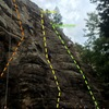 Classic Top-Rope Session with the SIUC Climbing Club