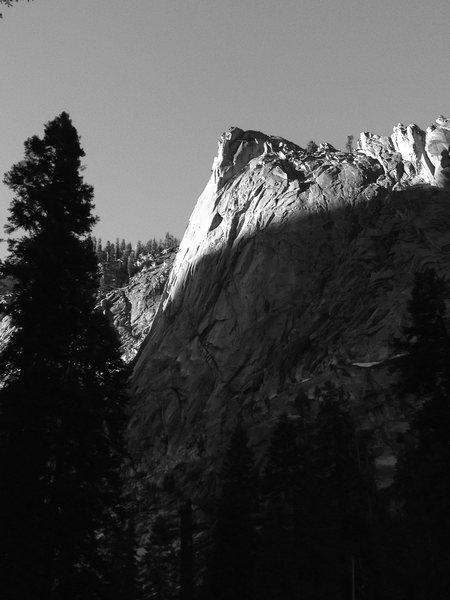 Rock Climbing Photo: The Watchtower