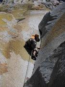 Rock Climbing Photo: Spooky P1