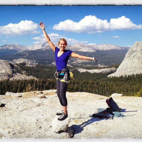 Rock Climbing Photo: Tuolumne Meadows- OZ