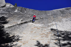 """Rock Climbing Photo: TRing """"Green Eggs and Ham"""", formerly 5.1..."""