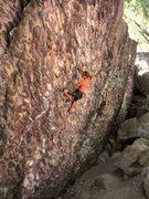 Rock Climbing Photo: Meltdown
