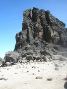 Lava Tower - didn't have time to climb it on this trip, but hopefully I will go back.