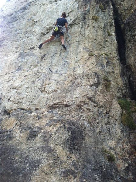 Climbing Babe-a-licious
