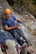Rock Climbing Photo: taking a rest