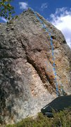 Rock Climbing Photo: Legit problem!