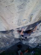 Rock Climbing Photo: Flambe 12+