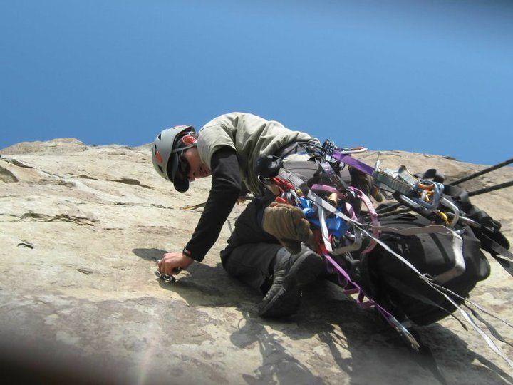 Rock Climbing Photo: put some bolts in LOS DOMINICOS, Santiago de Chile