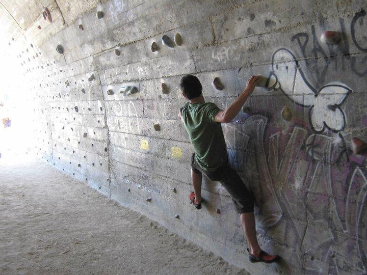 Rock Climbing Photo: Spain