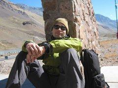 Rock Climbing Photo: chill