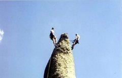Rock Climbing Photo: 27th Wedding Anniversary