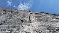 Rock Climbing Photo: P1 - Line