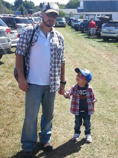 Me, and my Son