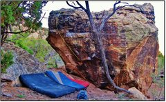 Rock Climbing Photo: Ylem problem beta.