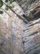 Rock Climbing Photo: Bonnie's Roof