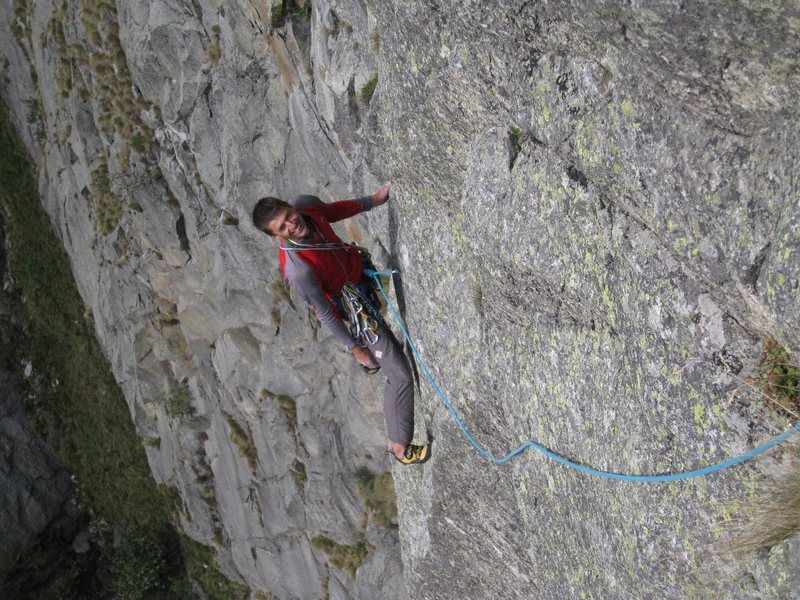 me in val d'orco, Italie
