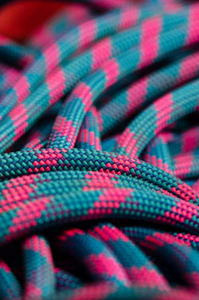 Rock Climbing Photo: New rope!