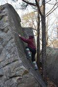 Rock Climbing Photo: Merlin (V1)