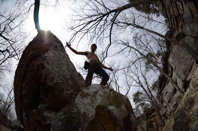SuperMario Ascent Photo (V4)