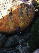 Rock Climbing Photo: The Destiny Block