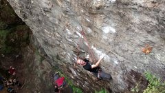 Rock Climbing Photo: Fun Climb!