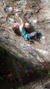 Rock Climbing Photo: Yes!