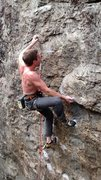 Rock Climbing Photo: Smooth!