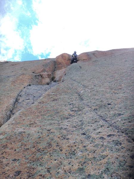 Rock Climbing Photo: P5?