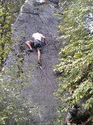 Rock Climbing Photo: Flatlander.