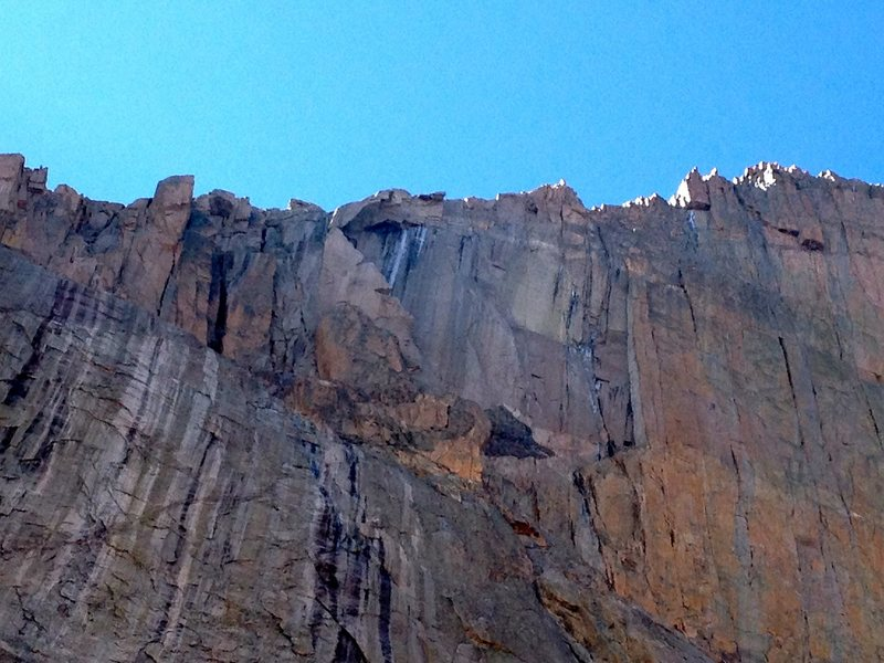 Rock Climbing Photo: The Window Pain - 9/13/14.