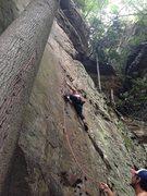 Rock Climbing Photo: Possum Lips
