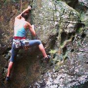Rock Climbing Photo: Start to Possum Lips