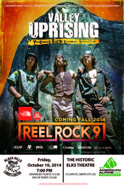 Rock Climbing Photo: REEL ROCK Film Tour Friday October 10th! Come join...